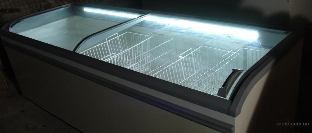 Лари-бонеты с гнутой стеклянной крышкой морозильные aht paris athen