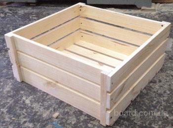 Деревянная тара и упаковка
