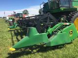 Американская зерновая жатка Джон Дир John Deere 920 Flex в отличном состоянии