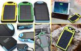 Портативное Зарядное устройство Power Bank solar 40000mAh