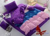 Комплекты постельного белья из поплина color mix