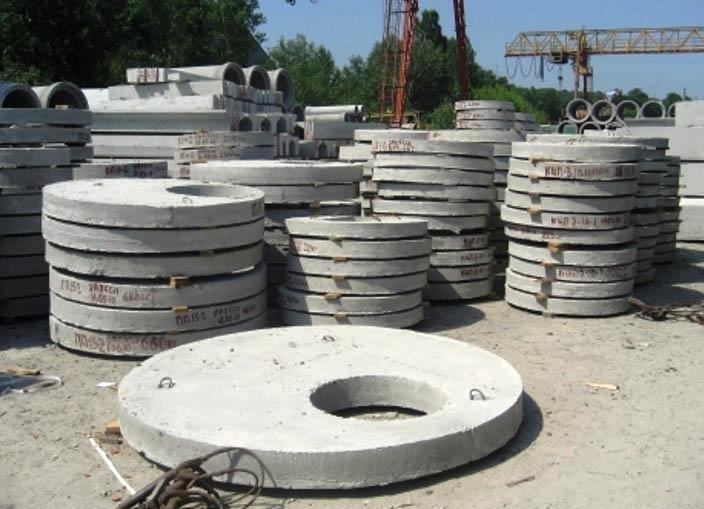 Формы для бетонных колец своими руками 63