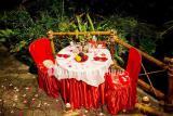 Романтическое свидание в оранжерее в Киеве