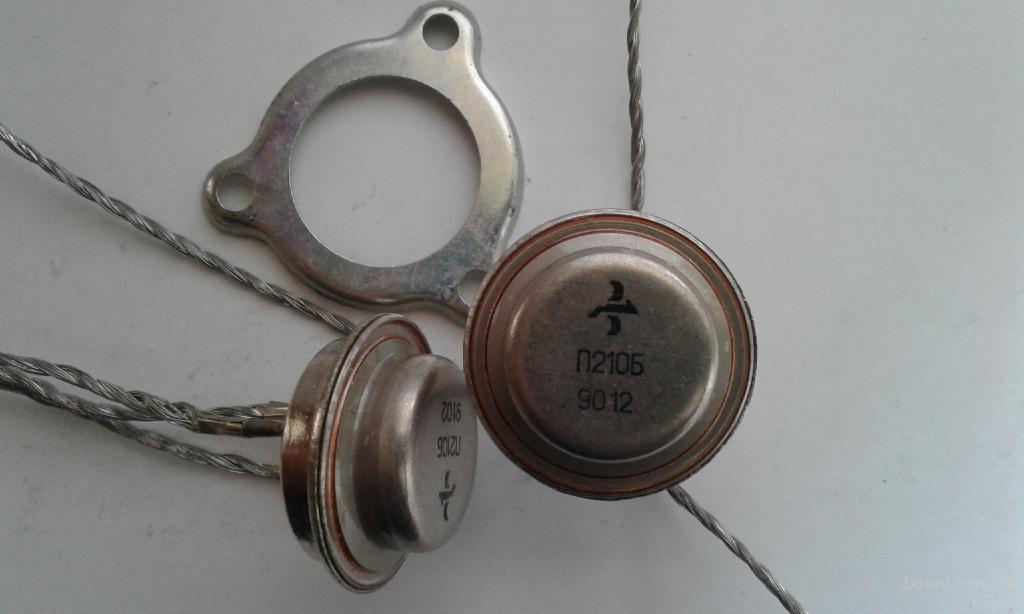 продам транзисторы П210Б