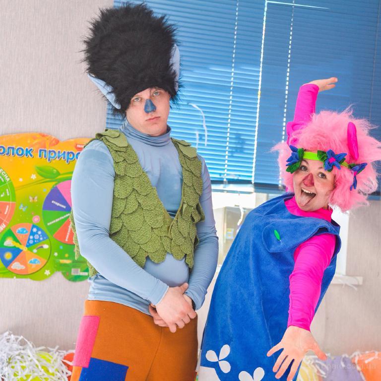 Аниматоры на дом Улица Сперанского детский праздник стих ведьмочка