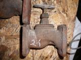 клапан запорный чугунный 15кч19п1 Ду 32 , Ру 16