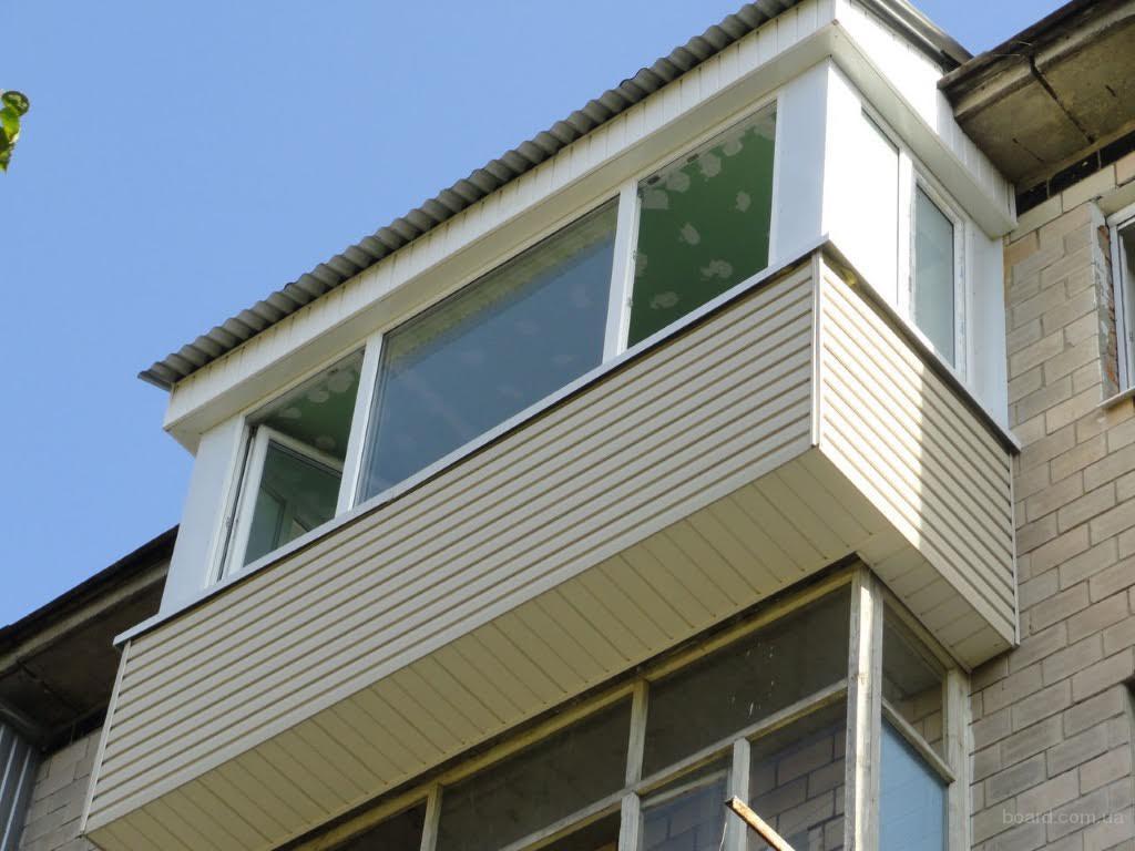 Конструкции балконов, лоджий, эркеров — ТехЛиб СПБ УВТ
