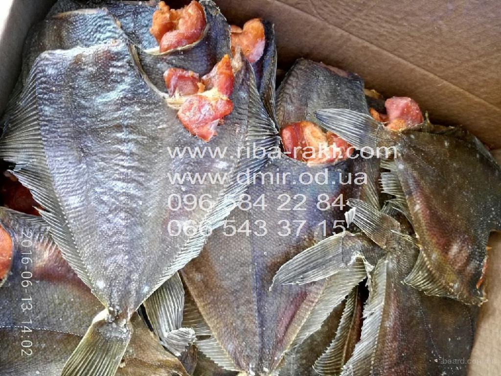 Деликатесная вяленая рыбка