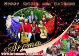 Ансамбль «Арома» на праздник, корпоратив, концерт, свадьбу, юбилей.