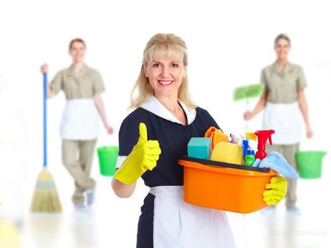 Уборка квартир, мойка окон, химчистка мебели от компании 100Услуг