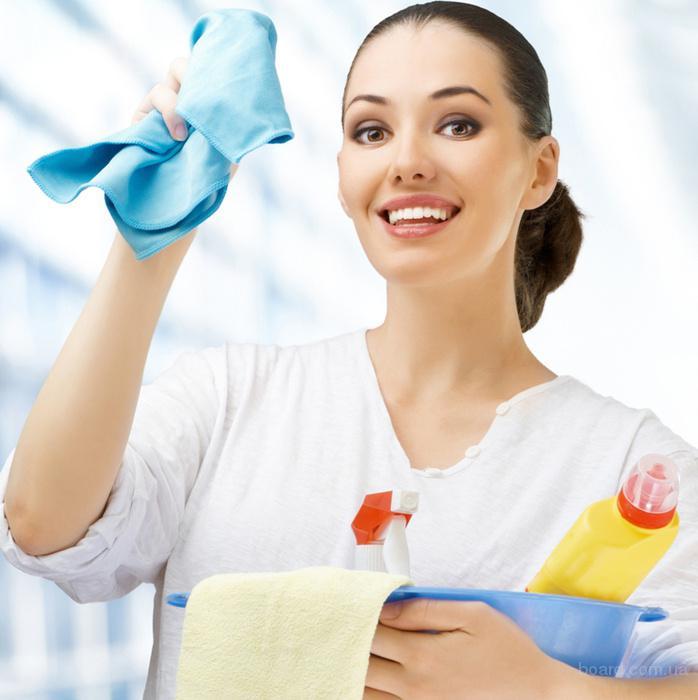 Профессиональная уборка, мытьё окон, химчистка. Компания 100Услуг