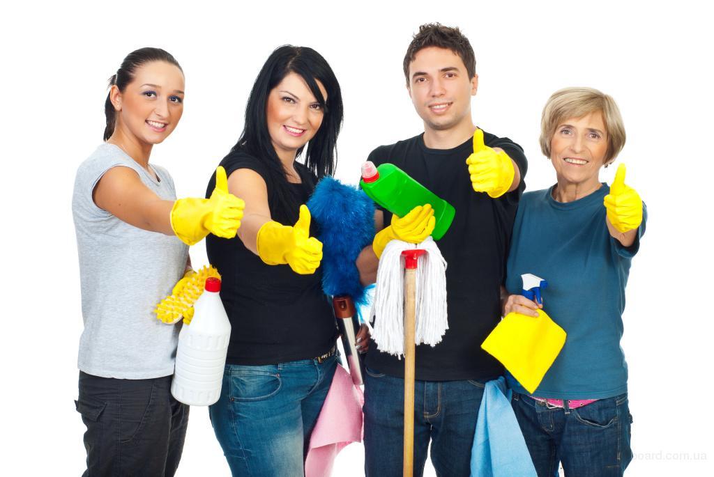 Клининговые услуги, уборка помещений, уборка офисов, клининг Киев