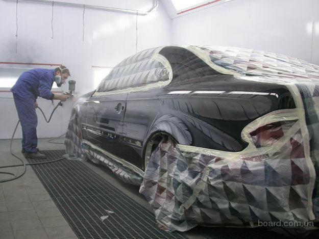 Кузовной ремонт, покраска, рихтовка и полировка авто помощь запчасти