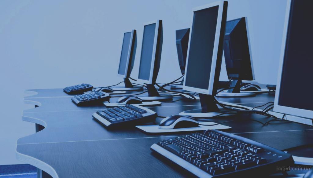 Системное администрирование/ IT аутсорсинг/ сервера