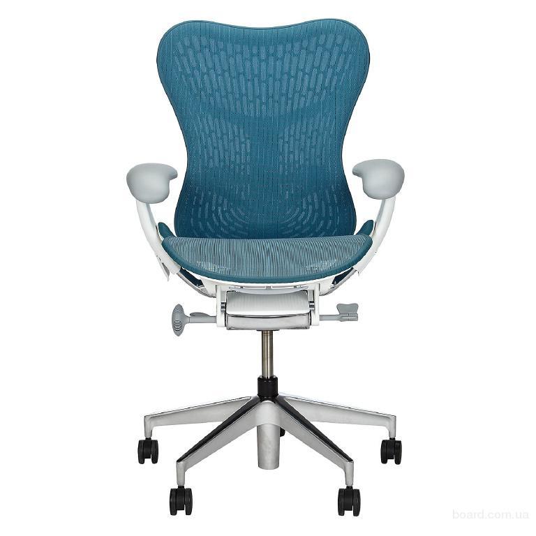 Кресло Herman Miller Mirra 2 Dark Torquoise