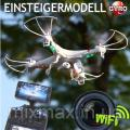 Квадрокоптер, дрон Real Time Transmission 8987W с WI FI
