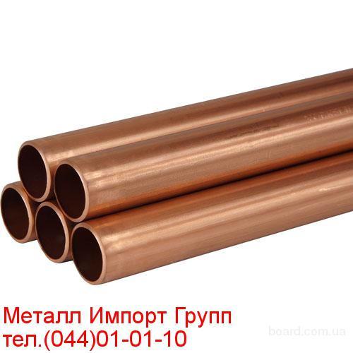 Труба медная 15х1х5000 мм