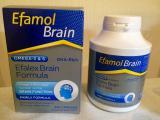 Efamol Efalex Omega-3 Brain Formula (Эфамол, Эфалекс),240 капсул