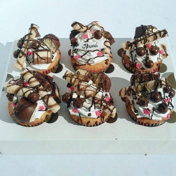 Кекси на замовлення від 10 грн/шт