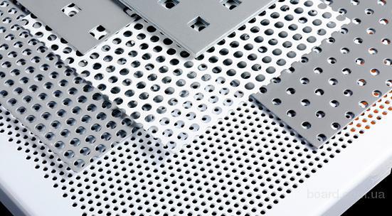 Лист перфорированный стальной 3,0х1250х2500 мм
