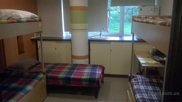 Сдам койко-место или комнату в новом в хостеле повышенного комфорта.