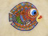 Рыбка Круглая