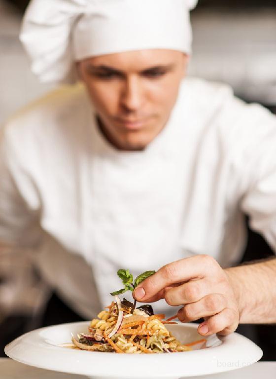 Повар на дом (услуги профессиональных поваров и официантов) Киев и обл