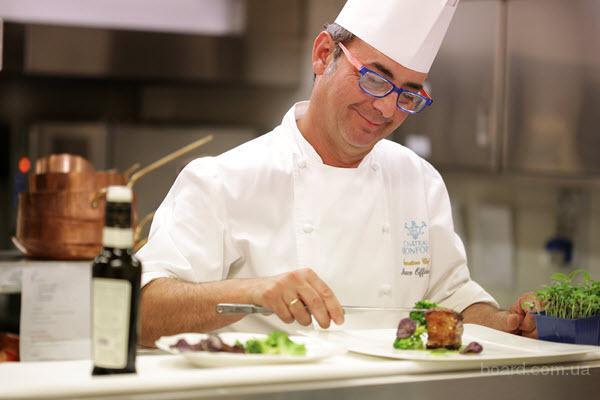 Услуги профессионального повара