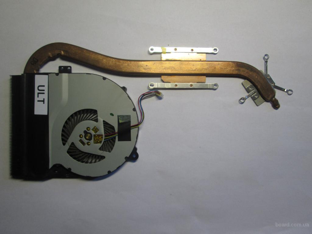 Система охлаждения для ноутбуков Asus X серии