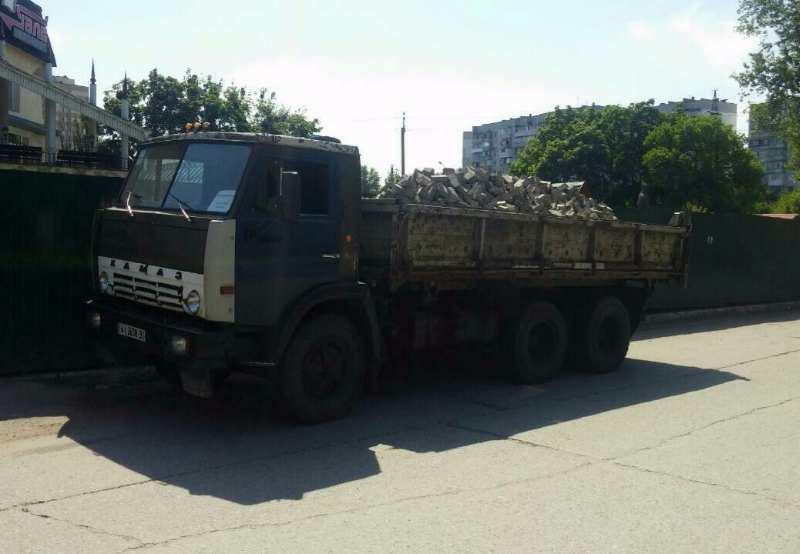 Услуги КамАЗа самосвала,Киев, Вышгородский р-н