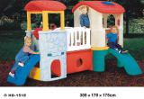 Пластиковые детские игровые площадки от CityParking