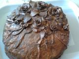 Торт Шоколадные розы