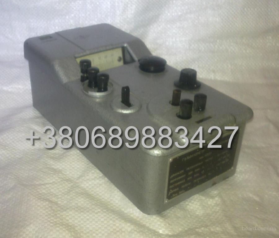 Гальванометр вибрационный М-501