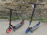 Самокат Explore Tremer с колесами по 20 см + подарок