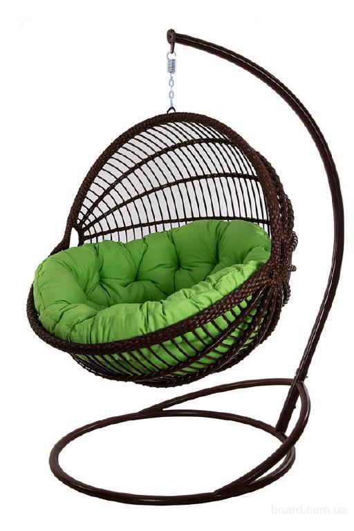 Подвесное кресло от производителя, садовые качели, підвісне крісло, Богуслав