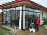 Заказывайте Алюминиевые Двери, Алюминиевые Входные Группы у Фабрики Окон и Дверей АНКО ! Лучшие цены на