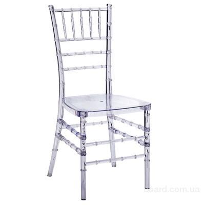 Аренда белых свадебных стульев.