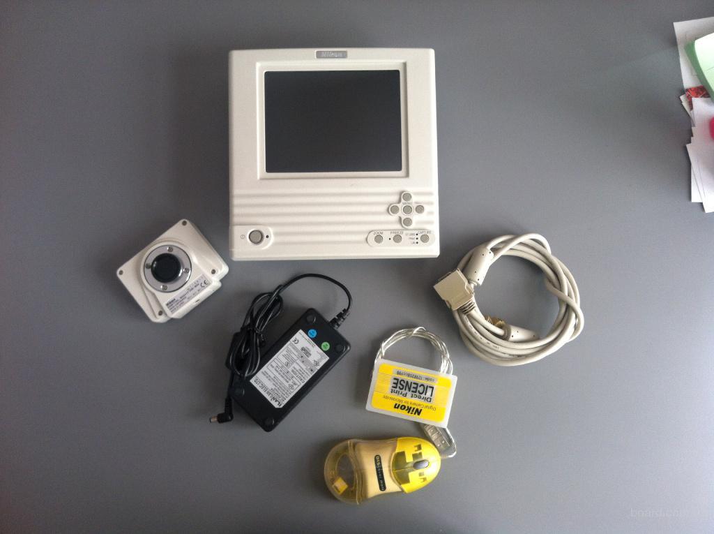 Продам медицинскую камеру Nikon DS L-1