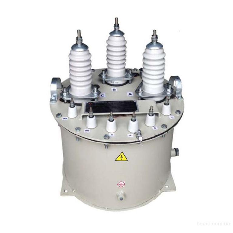 Трансформатор напряжения НТМИ-10, трансформатор НТМИ, измерительный трансформатор НТМИ-10