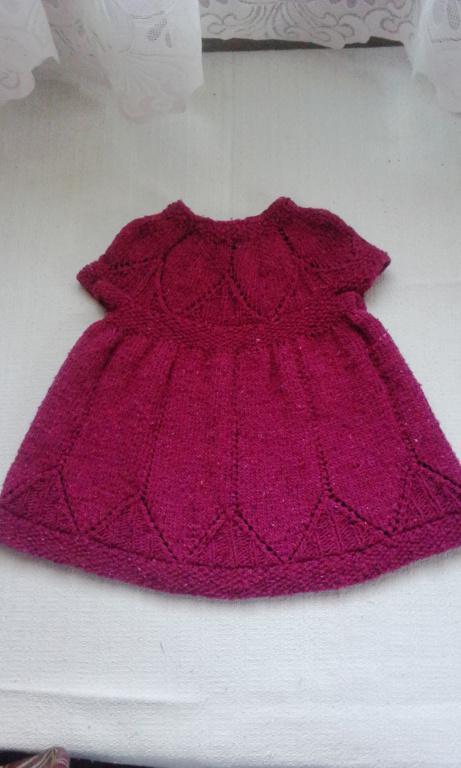Платье на 5-7 месяцев