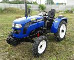 Мини-трактор Foton/Lovol TE-244 (Фотон ТЕ-244) с ходоуменьшителем | Купить, цена, описание