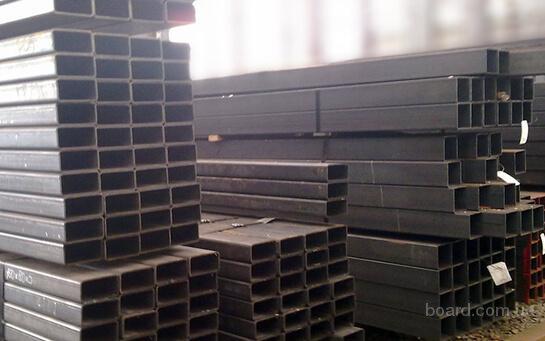 Труба стальная профильная бесшовная 180х100х6,0 мм, ст.20
