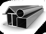 Алюминиевый лист перфорированый, алюминиевая труба, алюминиевая профильная труба, анодированная