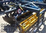 АГД 2,1Н-дисковая борона от завода Агрореммаш.