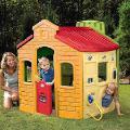 """Детский игровой домик """"супер городок"""" Little Tikes 444 С"""