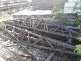 Продам фермы металлические 4,50м бу
