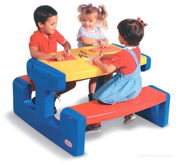 Детский Столик для Пикника Little Tikes 4668