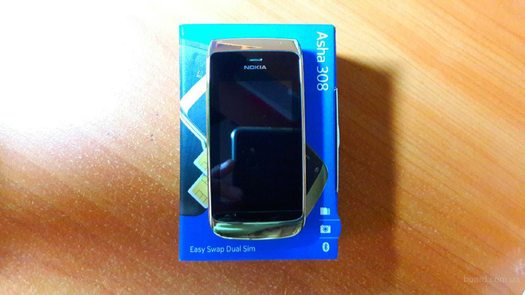 Телефон Nokia Asha 308