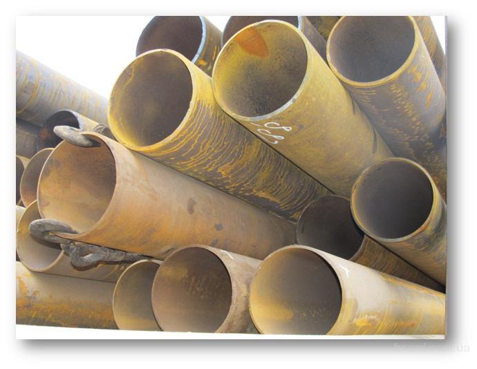 Срочно куплю трубы б/у ∅ 273 х 8-10 мм