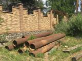Б/у трубы, стальные, диаметр 320 мм, толщина 8 мм, недорого! Ворзель